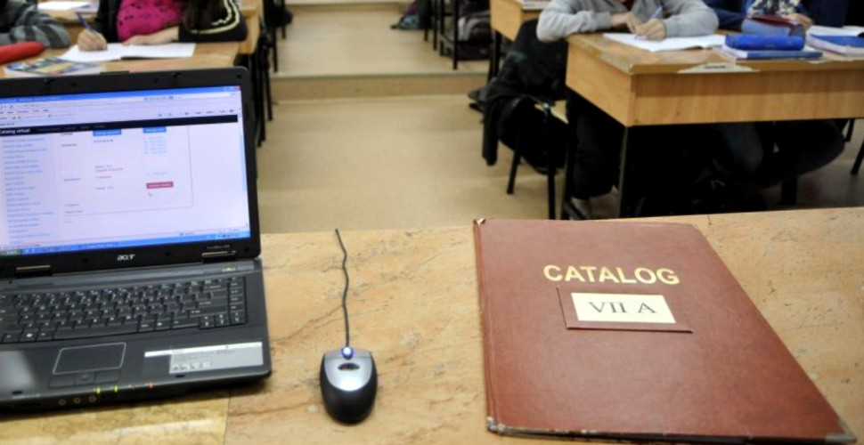 scoala catalog online catedra