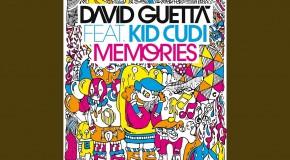 David Guetta ft. Kid Cudi – Memories   piesă nouă