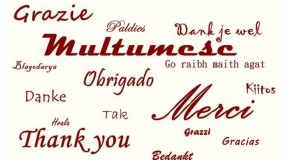 11 Ianurie, ziua Internațională a cuvântului Mulțumesc