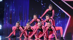 "Magic Girls din Bârlad, moment spectaculos la Românii au talent. Au primit 5 de ""Da""!"
