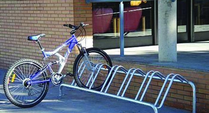 parcare biciclete rastel