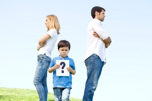 copil divort vizita tutela