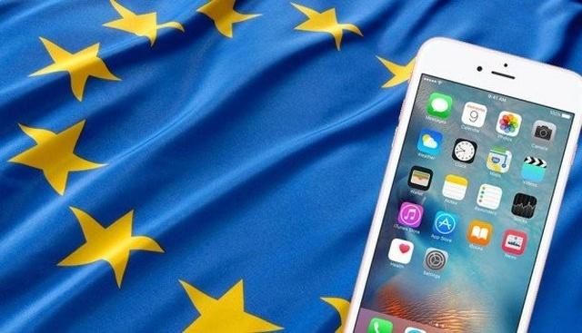 uniunea europeana roaming iphone